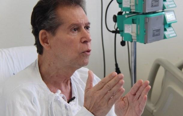 INÉDITO: Homem pode ter se curado do câncer em tratamento 100% brasileiro