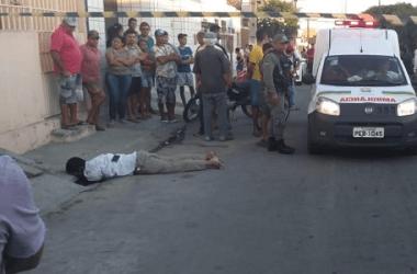Agreste: Segurança executado a tidos em Cachoeirinha
