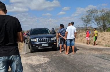 Ex-prefeito executado a tiros no sertão de Pernambuco