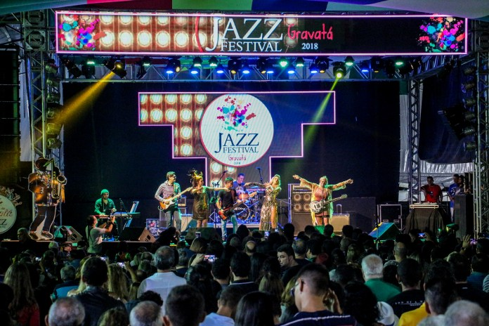 Gravatá Jazz Festival anuncia atrações da sua quinta edição