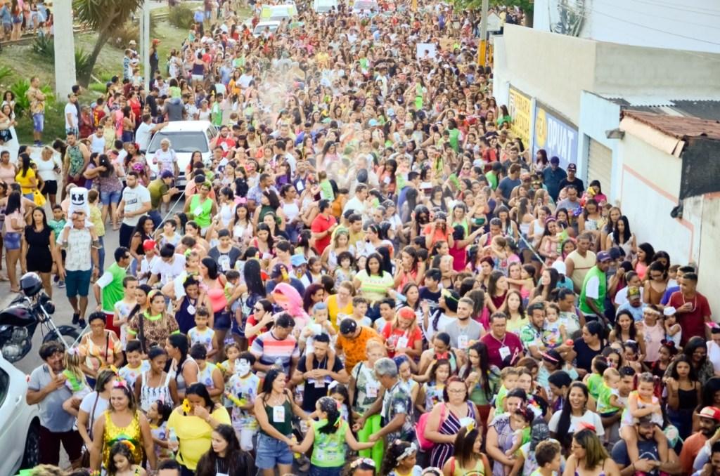 Gravatá: multidão marca presença no Bloco Baby's Folia 2020
