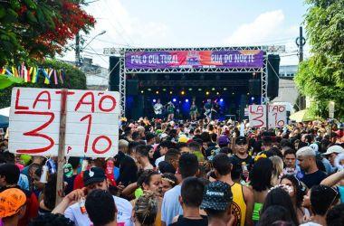 Gravatá: Carnaval da Rua do Norte foi um sucesso no primeiro dia