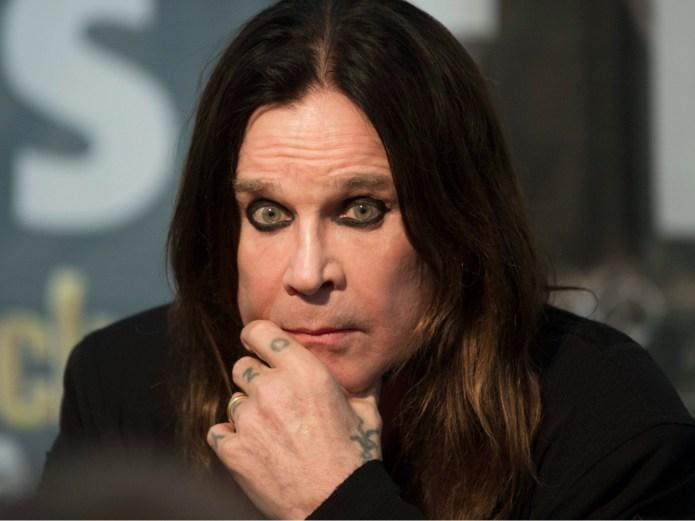 Após 10 anos, e doente, Ozzy Osbourne grave novo álbum