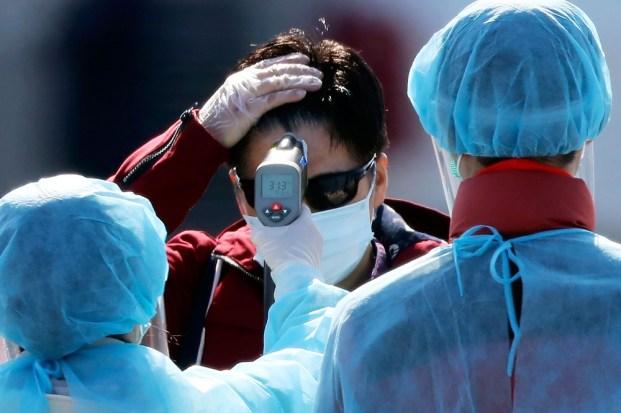 Pela segunda vez mulher pega coronavírus no Japão