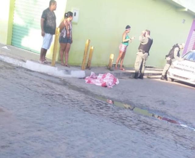 Crime: Homem morto no bairro Santo Antônio em Carpina
