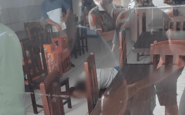 Homem morto dentro de restaurante em Petrolina (PE)