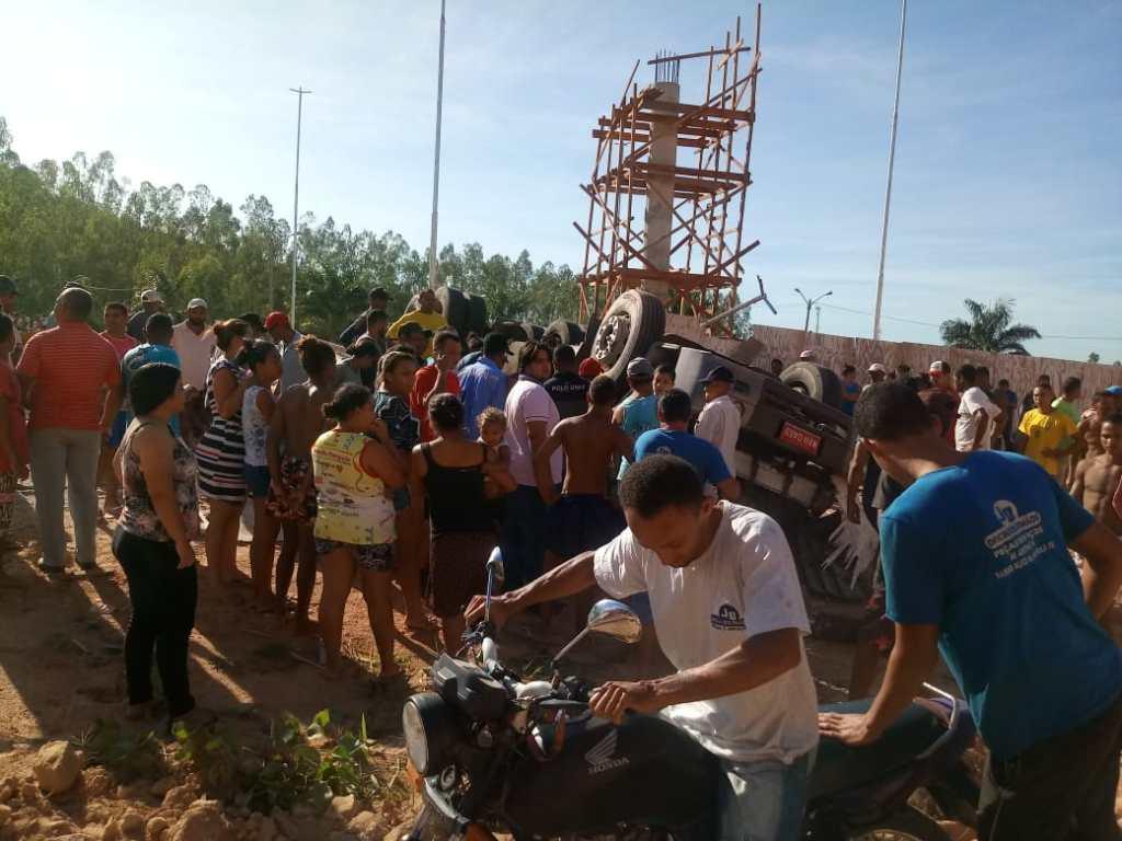 Acidente com vítima fatal em Amaraji (PE)