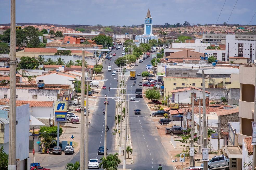 Sertão: Duplo homicídio é registrado no centro de Araripina