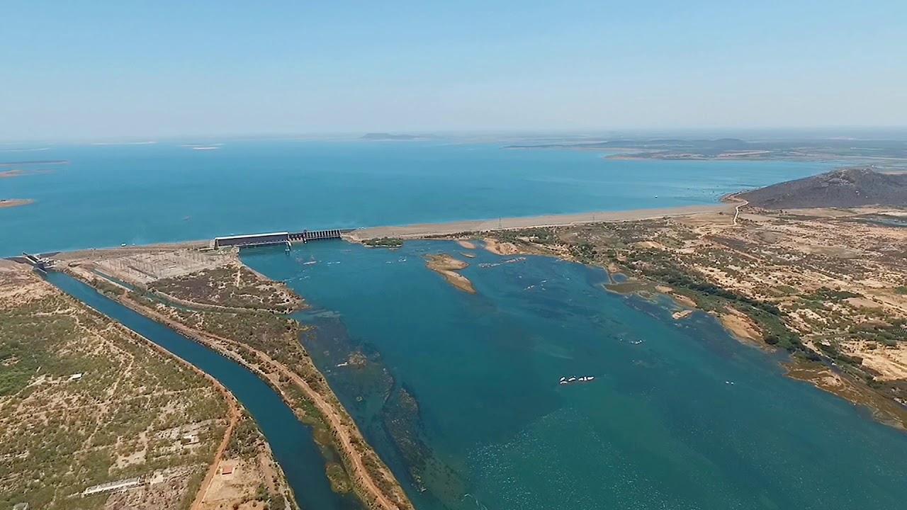 Maior hidrelétrica do rio São Francisco atinge faixa de operação ...