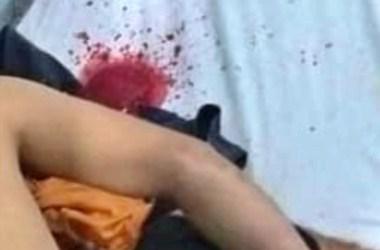 Jovem assassinado a tiros na zona rural de Limoeiro (PE)
