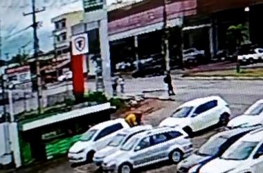 Vídeo mostra criminosos executando policial Civil em Surubim