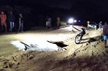 Jovem morto a tiros durante assalto na zona rural de Calçado