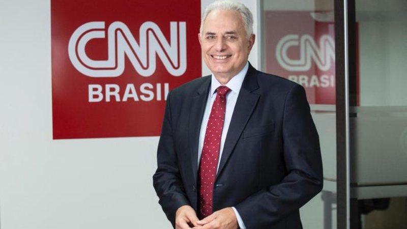 William Waack é detonado por ex-consulesa durante entrevista na CNN