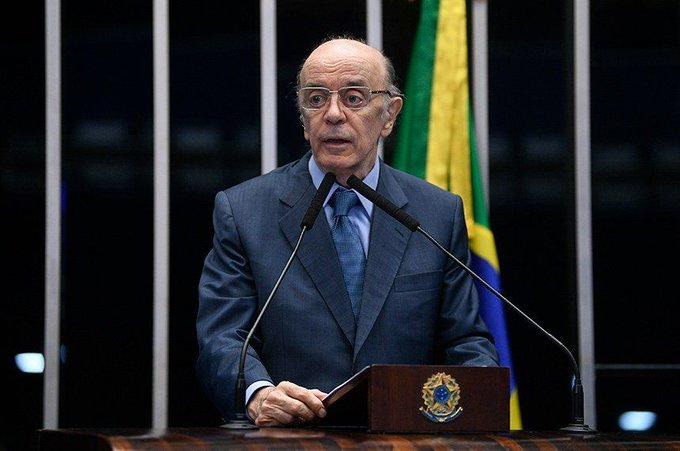 José Serra é alvo de operação sobre possível caixa dois durante campanha