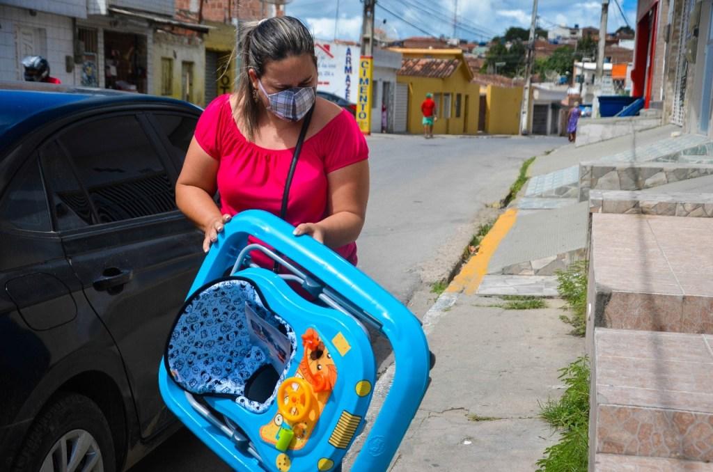 Gravatá: conselheira tutelar ajuda família com criança especial