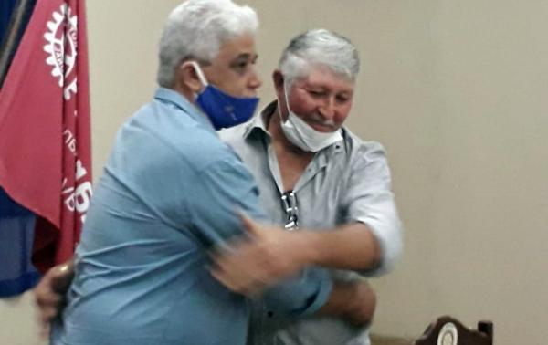 Músico Antônio Monteiro assume presidência do Rotary Club Gravatá