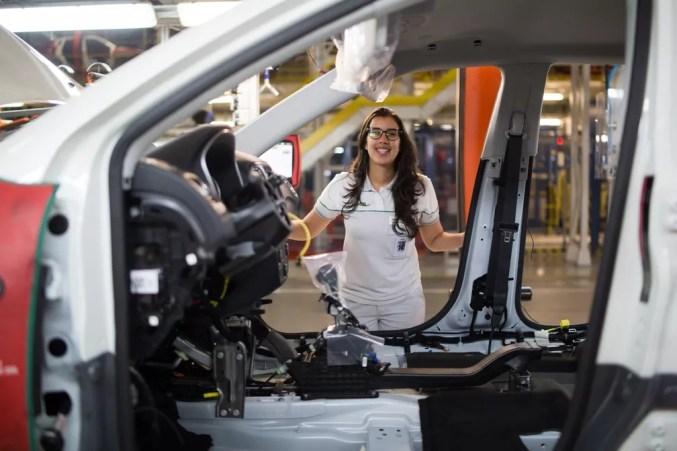 Pernambuco tem 1ª mulher no comando de fábrica da FIAT