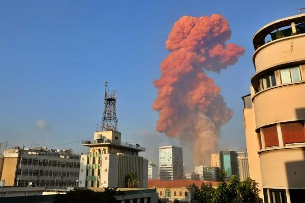 Já passa de 100 o número de mortos em explosão registrada em Beirute