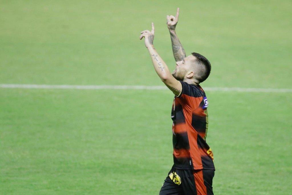 Sport  vence  o Ceará (SC) em sua estreia na Série A do Campeonato Brasileiro
