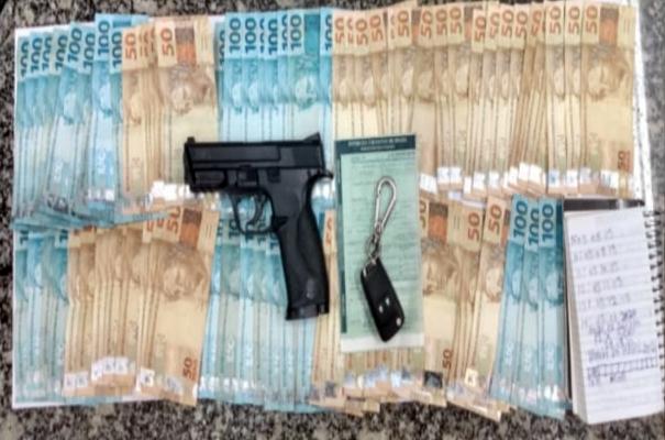 Suspeito de assaltos é acusado de agredir ex-mulher em Olinda
