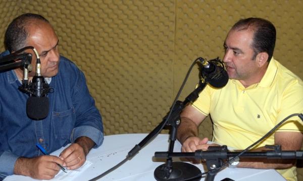 Gildo Pontes não comparece novamente a entrevista na Sairé FM