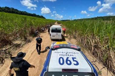 Operação policial combate transporte interestadual clandestino de passageiros