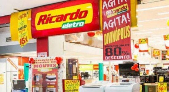 Fechamento da Ricardo Eletro em Pernambuco gera quase 400 desempregos