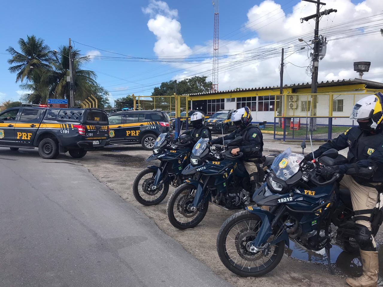 PRF divulga balanço da Operação Independência em Pernambuco