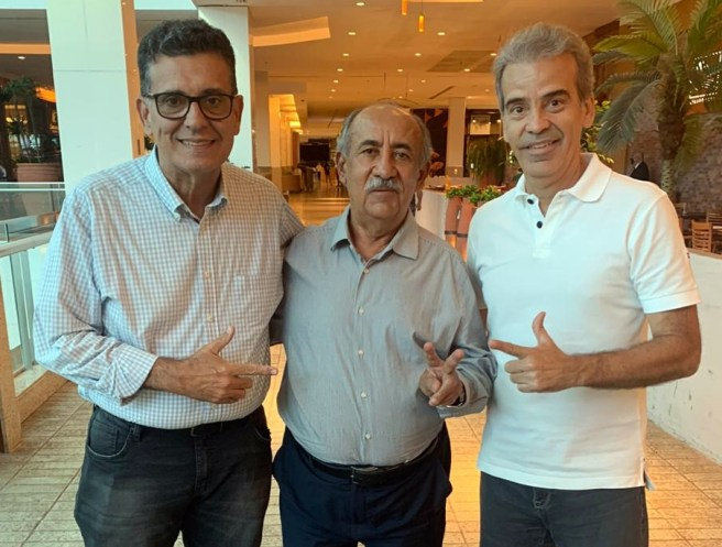 Democracia Cristã confirma apoio à candidatura de Alberto Feitosa, no Recife