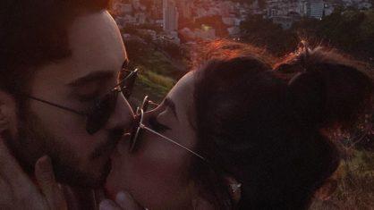 Cantor Diogo Melim assume namoro com youtuber Nanda Caroll