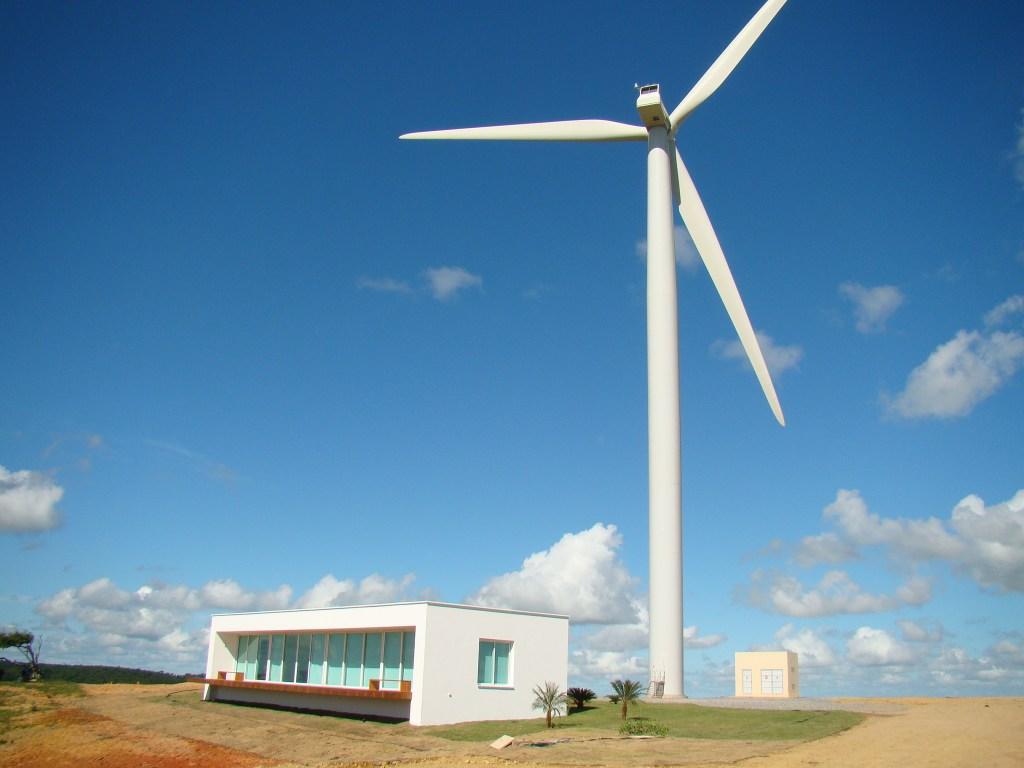 Energia produzida pelo parque eólico do Nordeste será capaz de abastecer um país em 2022