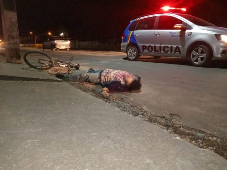Vigia assassinado a tiros em Lajedo