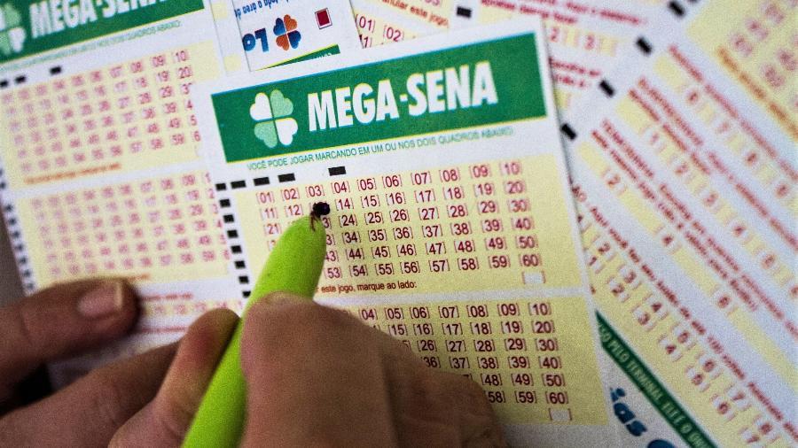 Confira números sorteados na Mega Sena desta quarta (02/09)