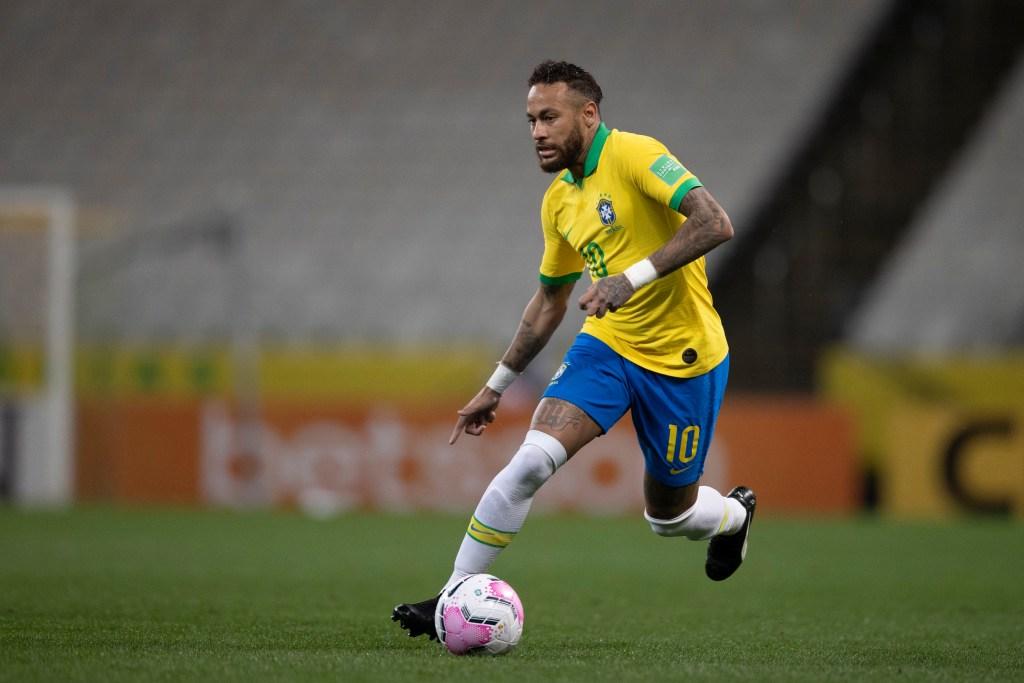 Brasil joga hoje contra o Peru em Lima