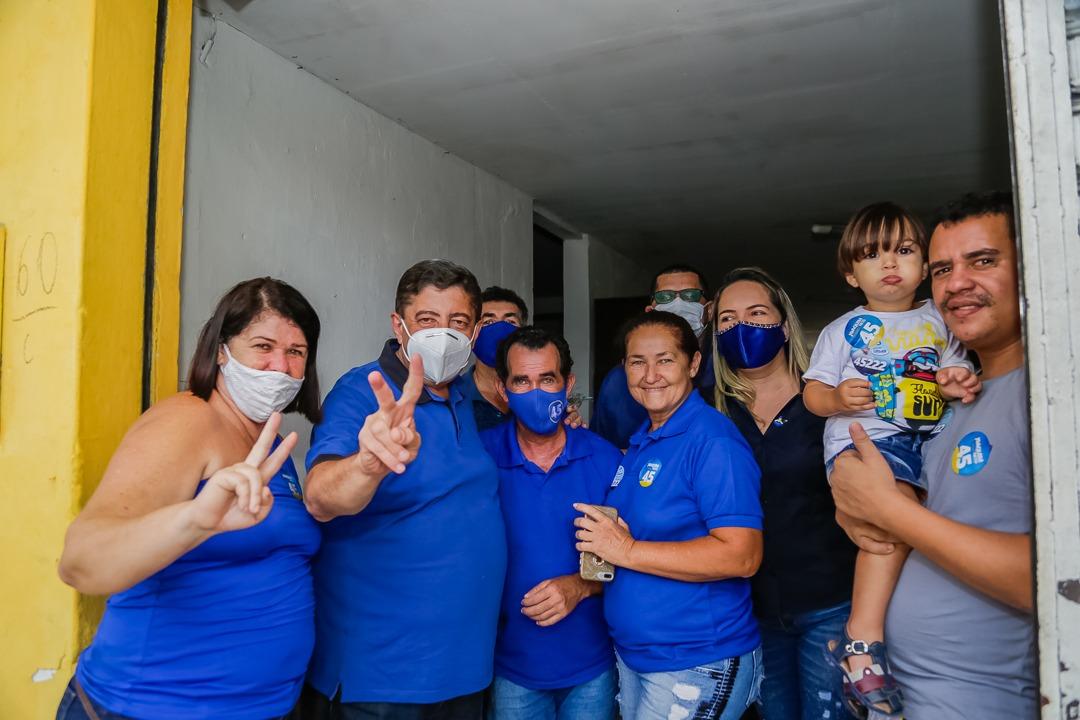 Joaquim Neto recebe apoio dos empresários do Polo Moveleiro