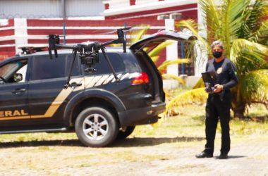 Polícia Federal vai usar mais de 100 drones nas eleições municipais 2020