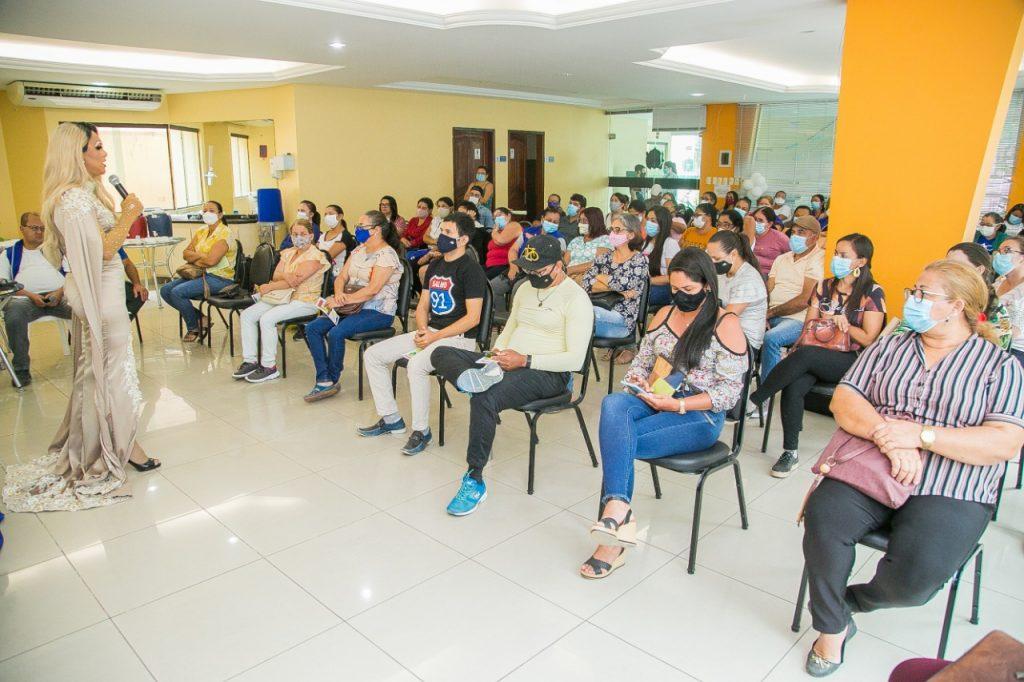 Gravatá: Agentes de saúde recebem palestra sobre diversidade de gênero e sexualidade