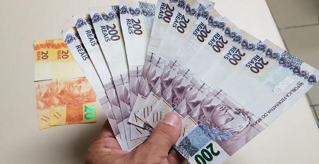 Polícia Militar apreende primeiras novas falsas de 200 reais em Pernambuco