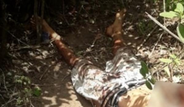 Jovem encontrado morto próximo do aterro sanitário
