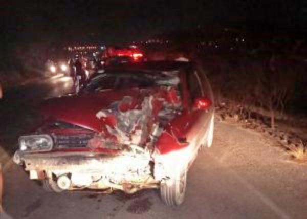 Policial penal morre em acidente de trânsito no Sertão e acidente mata funcionário de loja de motos em Bezerros