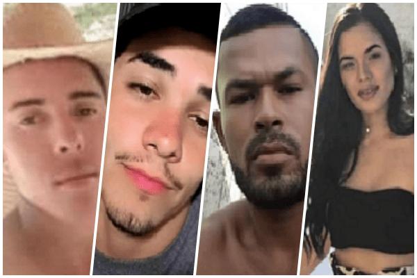 Quádruplo Homicídio registrado durante vesta solidária em Sanharó (PE)