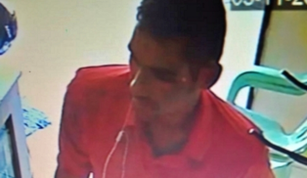 Câmera registra rosto de criminoso que matou funcionário de loja de celulares