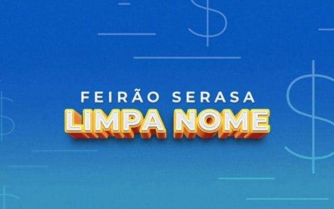 Feirão LIMPA NOME da SERASA começa nesta terça-feira (3/11)