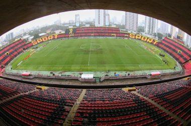 Jogo do Sport X Curitiba terá 98 policiais militares fazendo segurança
