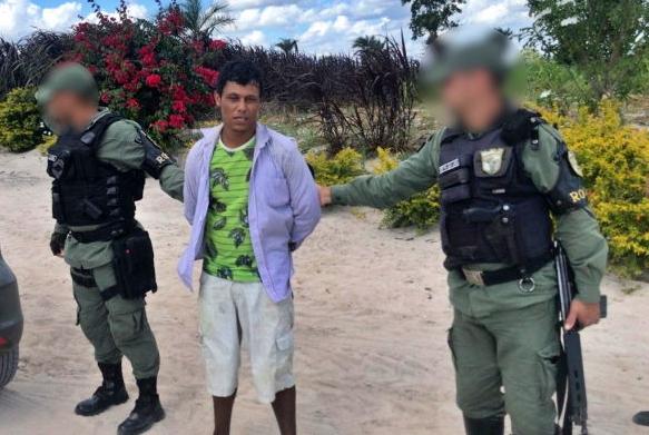 Criminoso que matou sogro com golpes de facão em Garanhuns é preso em Caetés