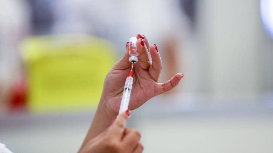 Não há vacina para todos os brasileiros