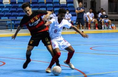 Náutico e Sport entram na reta final de preparação para a Taça Brasil Sub-15