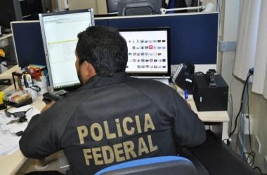 Polícia Federal de Pernambuco fecha cerco para pornografia infantil e cumprem mandado de prisão