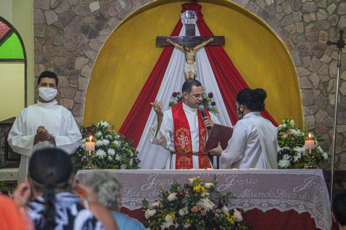 Gravatá: Procissão motorizada e celebração eucarística encerra Festa de São Sebastião na Boa Vista