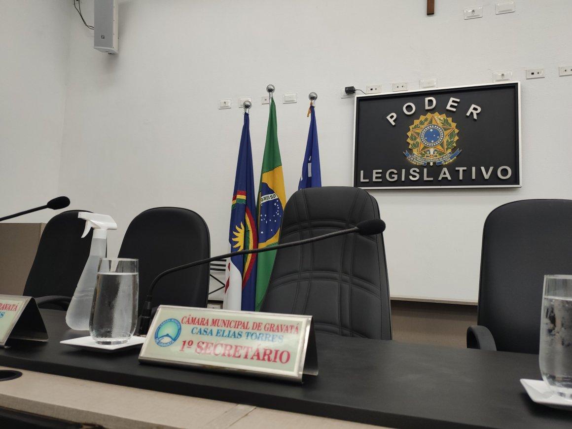 Contagem regressiva pra posse de vereadores e prefeito de Gravatá